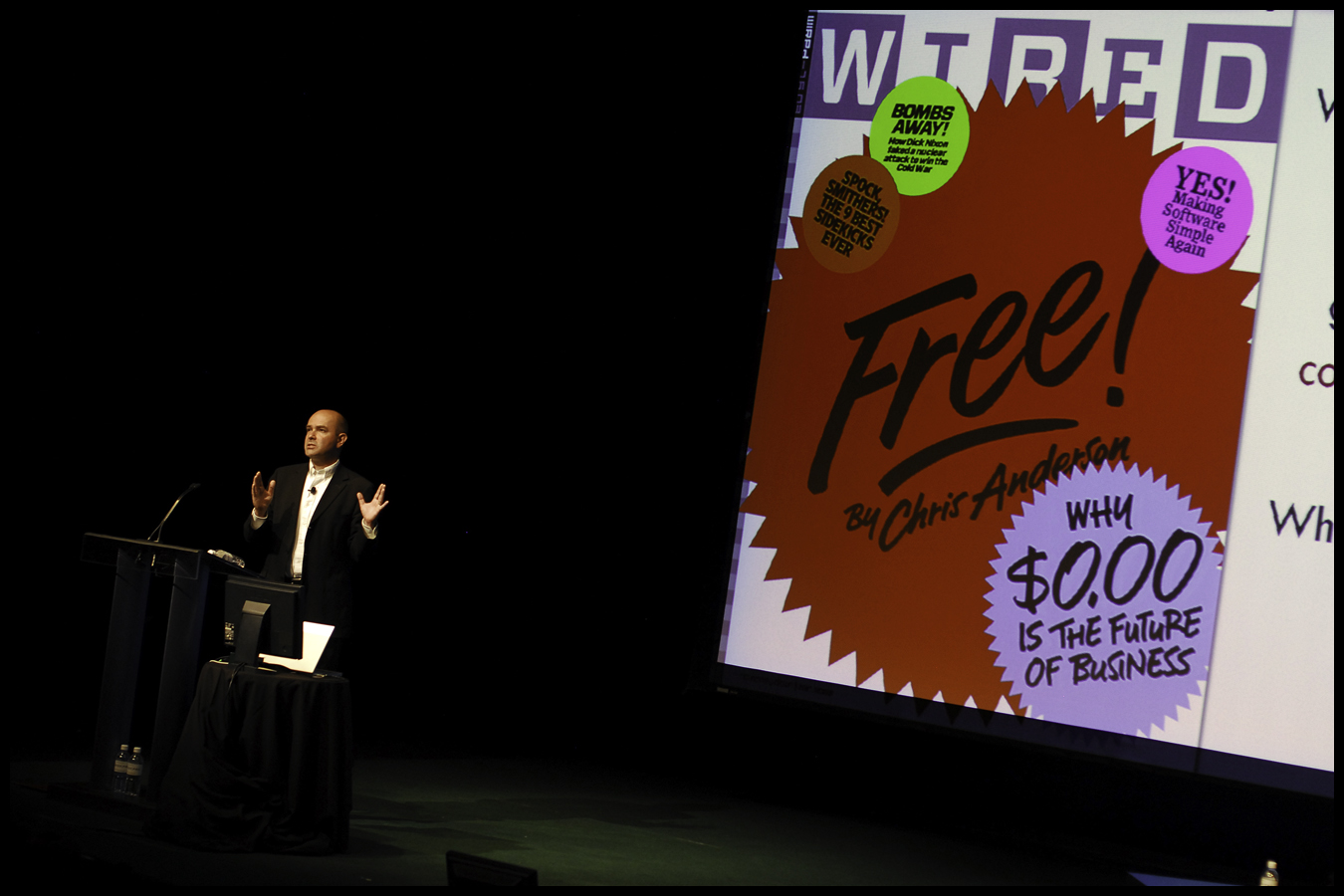 Chris Anderson's book FREE might just cost you